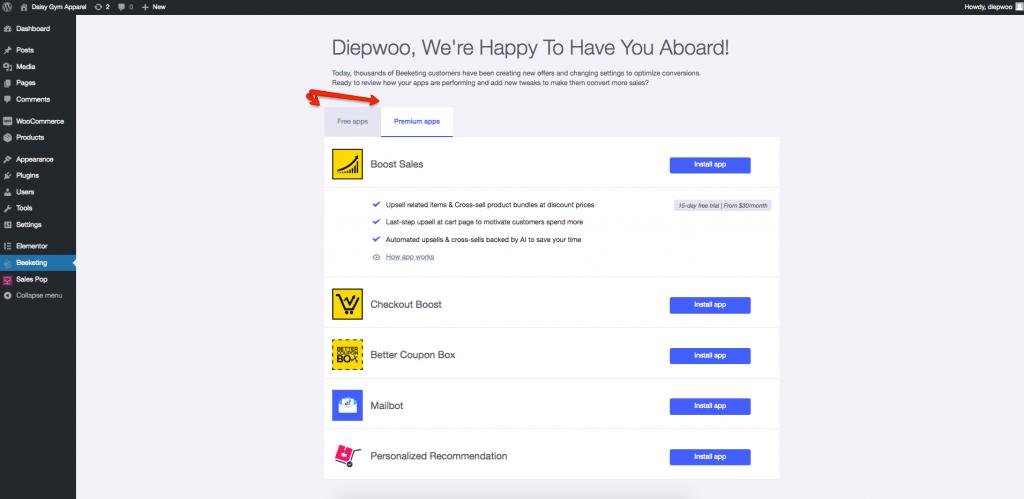 Create Shopify Lookalike Website In WooCommerce
