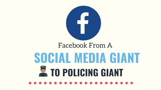 Facebook Social Media Police